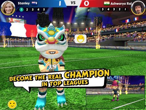 Perfect Kick 2 - Online football game स्क्रीनशॉट 20
