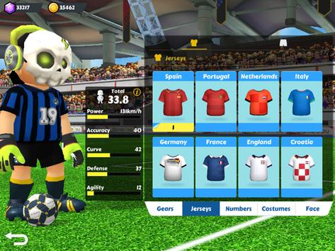 Perfect Kick 2 - Online football game स्क्रीनशॉट 22