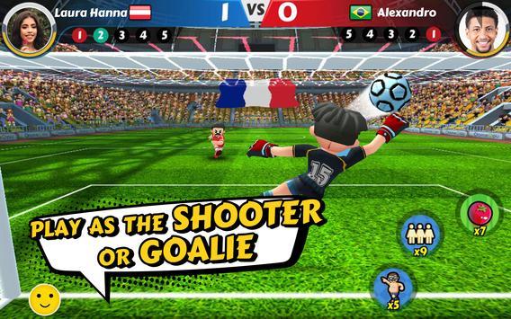 Perfect Kick 2 - Online football game स्क्रीनशॉट 8