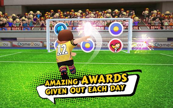 Perfect Kick 2 - Online football game स्क्रीनशॉट 11