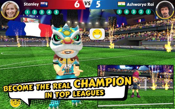 Perfect Kick 2 - Online football game स्क्रीनशॉट 12