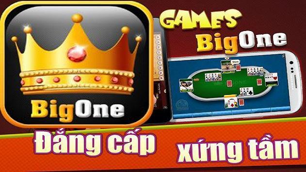 Game danh bai doi thuong BigOne screenshot 1