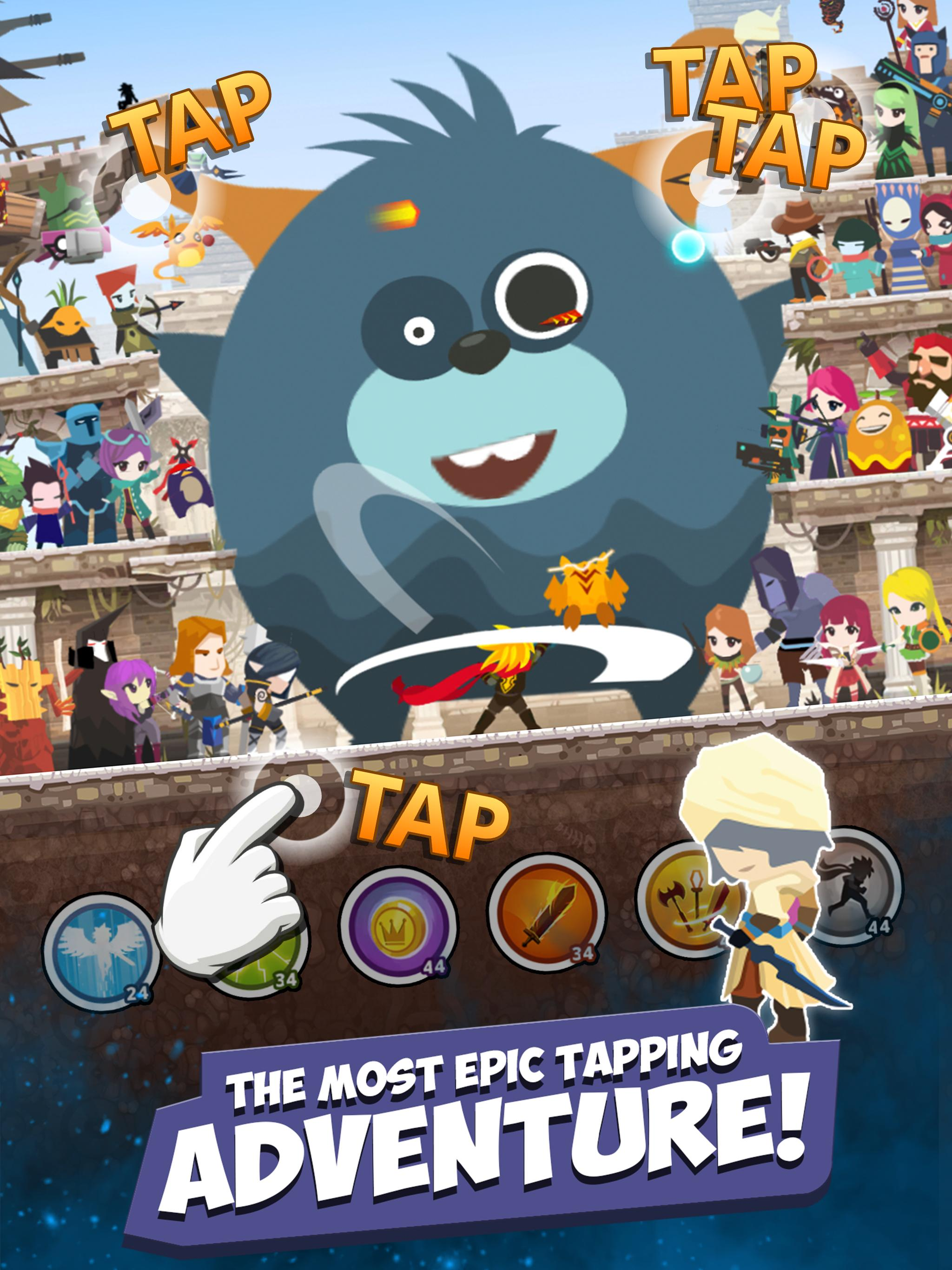 Tap Titans 2 for Android - APK Download