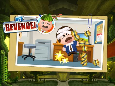 Beat the Boss 4: Stress-Relief Game. Hit the buddy screenshot 13