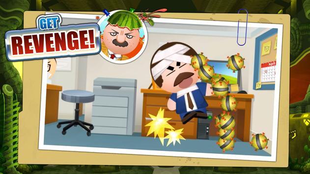 Beat the Boss 4: Stress-Relief Game. Hit the buddy screenshot 6