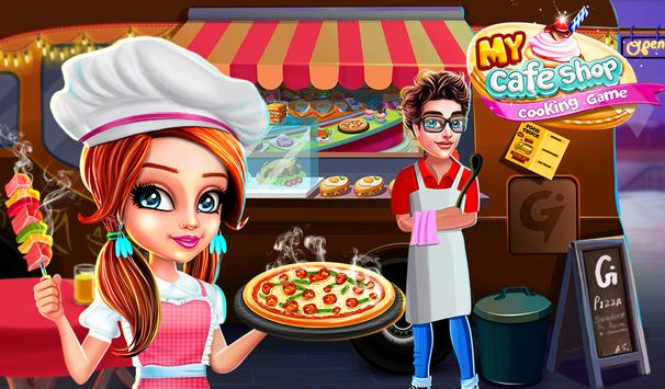 My Cafe Shop - Cooking & Restaurant Chef Game स्क्रीनशॉट 14