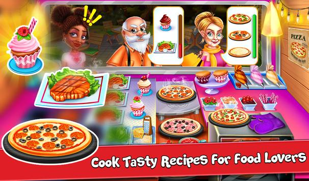 My Cafe Shop - Cooking & Restaurant Chef Game स्क्रीनशॉट 19