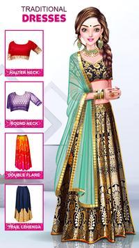 Princess Fashion Designer - Girls Dress Up Games screenshot 12