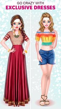 Princess Fashion Designer - Girls Dress Up Games screenshot 15