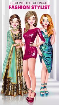 Princess Fashion Designer - Girls Dress Up Games screenshot 16
