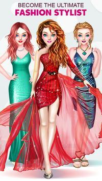 Princess Fashion Designer - Girls Dress Up Games screenshot 21