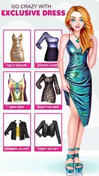 Princess Fashion Designer - Girls Dress Up Games screenshot 2