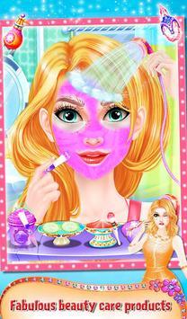 Princess Valentine Hair Style poster