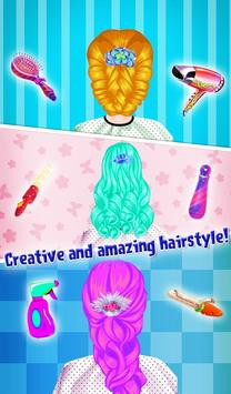 Princess Valentine Hair Style screenshot 12