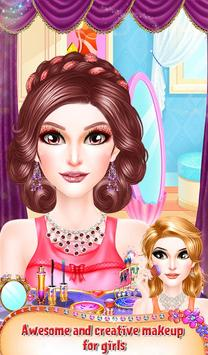 Princess Valentine Hair Style screenshot 1