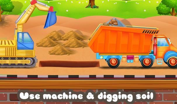 Construction Tycoon City Building Fun Game screenshot 1