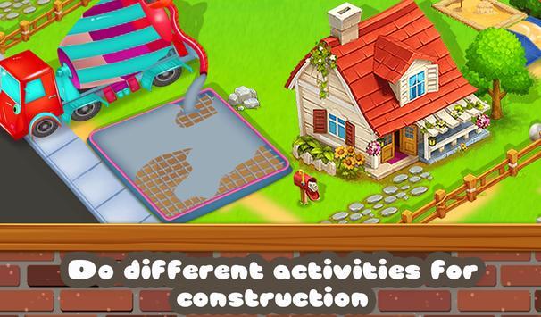 Construction Tycoon City Building Fun Game screenshot 2