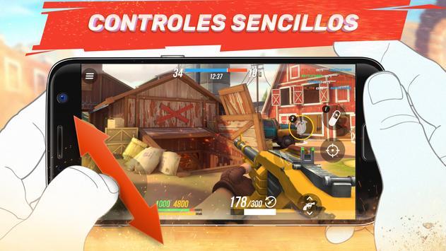Guns of Boom captura de pantalla 3