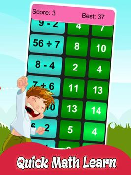 Math Challenge For Kids screenshot 1