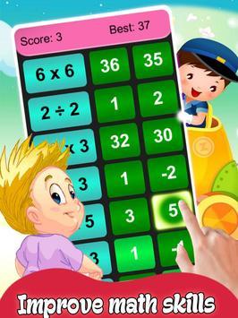 Math Challenge For Kids screenshot 2