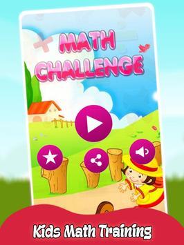 Math Challenge For Kids screenshot 8