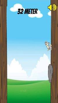 Jumping Rabbit Adventure screenshot 2