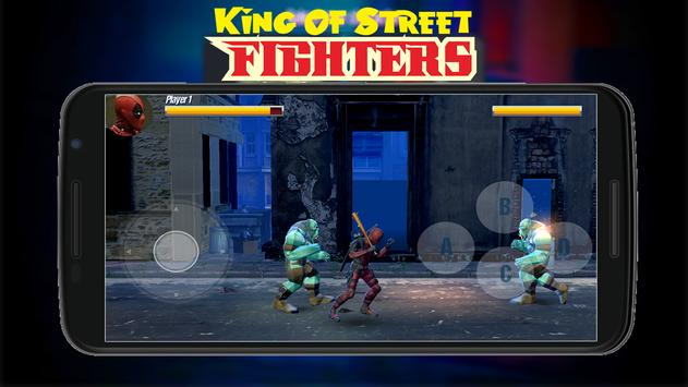 King Of Street Fighters screenshot 5
