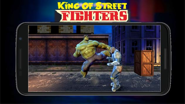 King Of Street Fighters screenshot 1