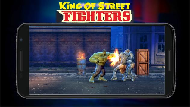 King Of Street Fighters screenshot 2