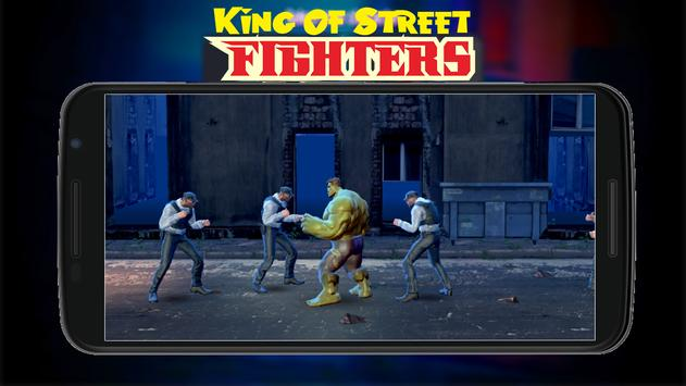 King Of Street Fighters screenshot 3