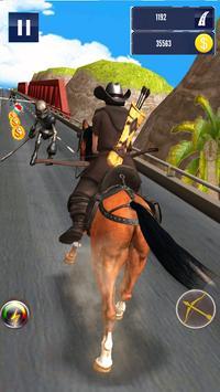 Street Archer Run imagem de tela 9