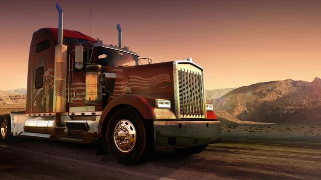 Realistic Truck Simulator screenshot 2
