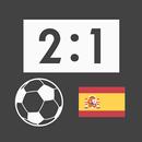 Live Scores for La Liga Santander 2019/2020 APK Android