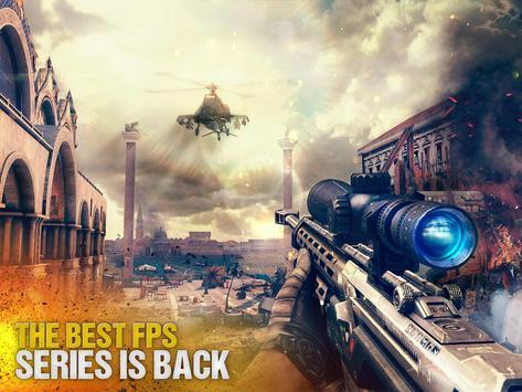Modern Combat 5 постер