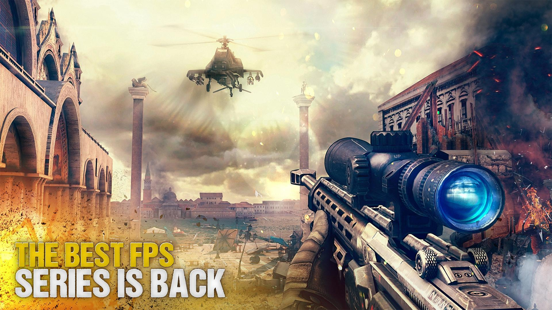 modern combat 5 apk free download for pc