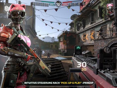 Modern Combat Versus: New Online Multiplayer FPS Screenshot 10