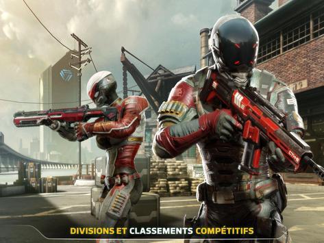 Modern Combat Versus: New Online Multiplayer FPS capture d'écran 14