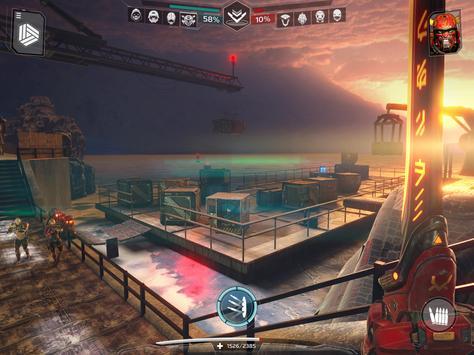 Modern Combat Versus: New Online Multiplayer FPS capture d'écran 17