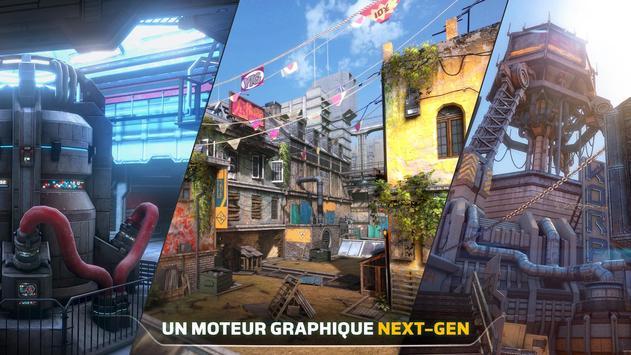 Modern Combat Versus: New Online Multiplayer FPS capture d'écran 3