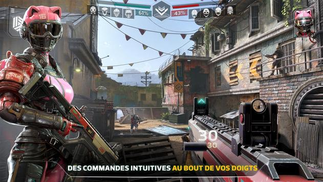 Modern Combat Versus: New Online Multiplayer FPS capture d'écran 4