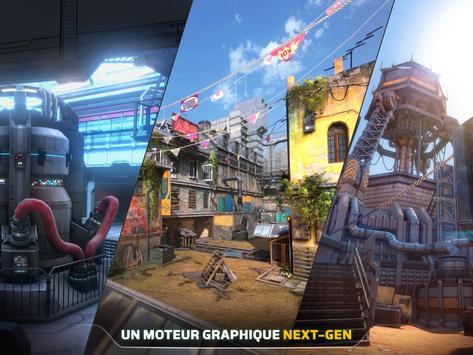 Modern Combat Versus: New Online Multiplayer FPS capture d'écran 9