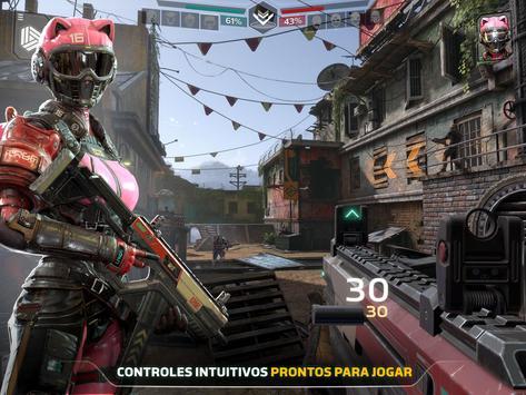Modern Combat Versus: New Online Multiplayer FPS imagem de tela 16