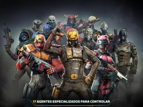 Modern Combat Versus: New Online Multiplayer FPS imagem de tela 13