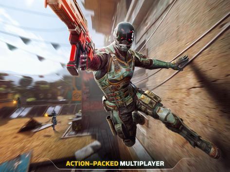 Modern Combat Versus: New Online Multiplayer FPS imagem de tela 12