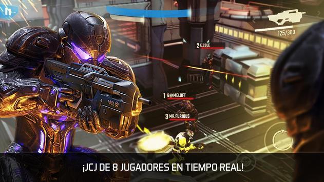 N.O.V.A. Legacy captura de pantalla 10