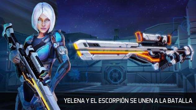 N.O.V.A. Legacy captura de pantalla 9