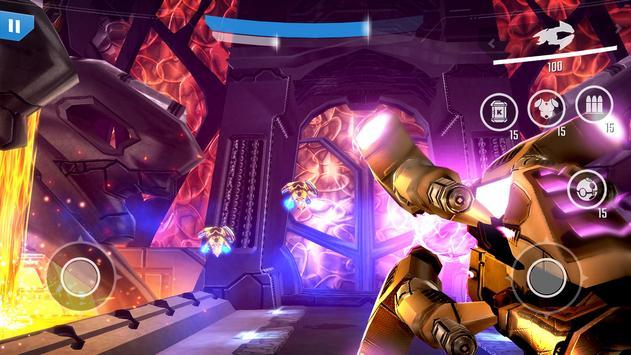 N.O.V.A. Legacy screenshot 11
