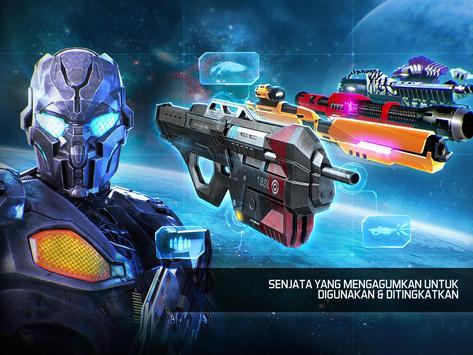 N.O.V.A. Legacy screenshot 1