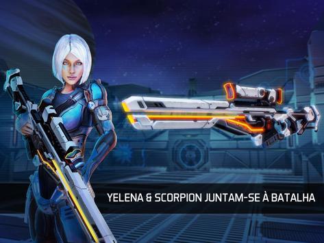 N.O.V.A. Legacy imagem de tela 3