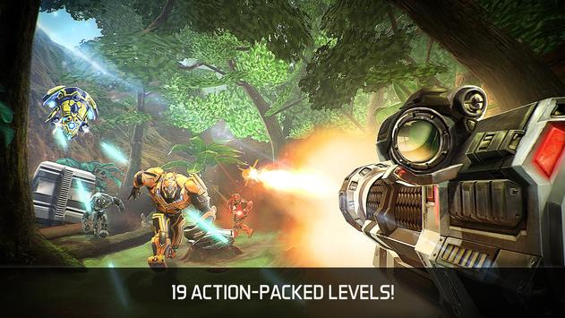 N.O.V.A. Legacy screenshot 8